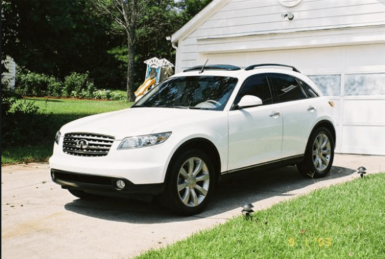 2003 Infiniti FX35 Owners Manual and Concept