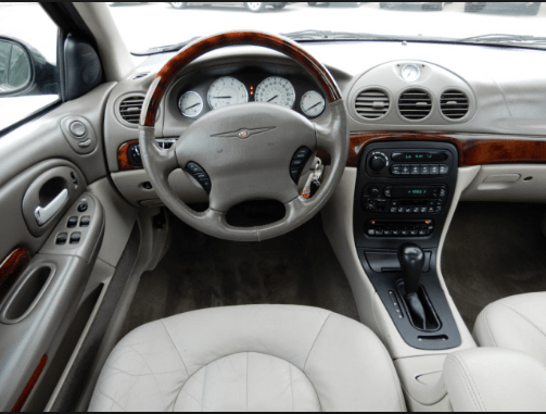 2004 Chrysler 300M Interior and Redesign
