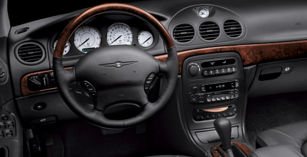 2004 Chrysler Concorde Interior and Redesign