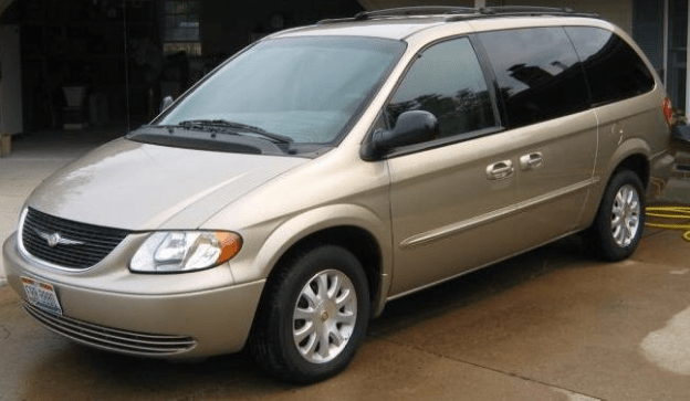 2004 Chrysler Town and Country Owners Manual and Concept