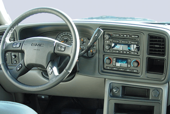 2004 GMC Yukon Interior and Redesign