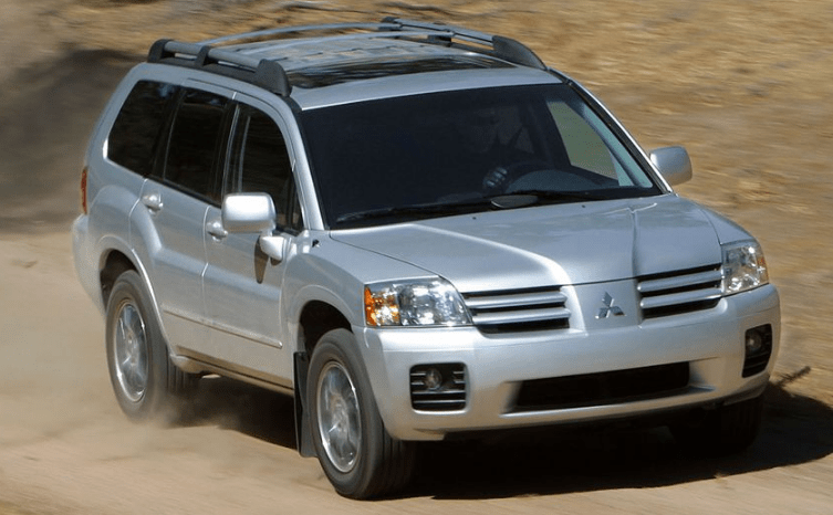 2004 Mitsubishi Endeavor Concept and Owners Manual