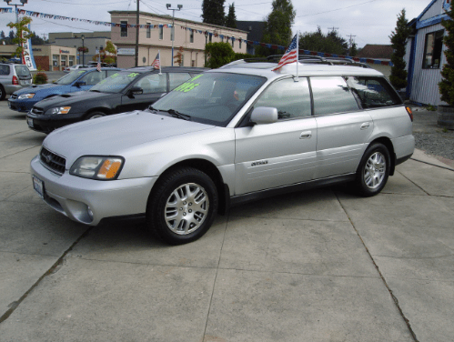2004 Subaru Outback Owners Manual and Concept