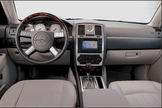 2005 Chrysler 300C Interior and Redesign