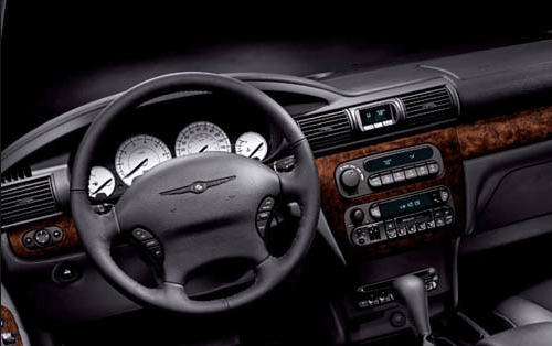 2005 Chrysler Sebring Interior and Redesign