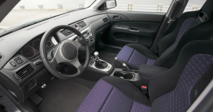 2005 Mitsubishi Lancer Interior and Redesign