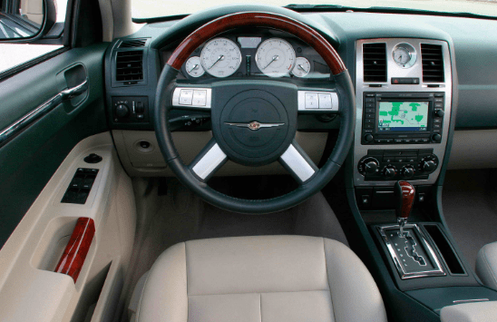 2006 Chrysler 300C Interior and Redesign