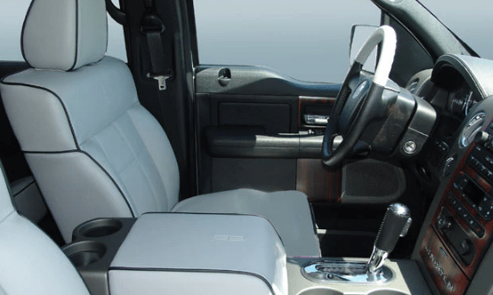 2006 Lincoln Mark LT Inetrior and Redesign