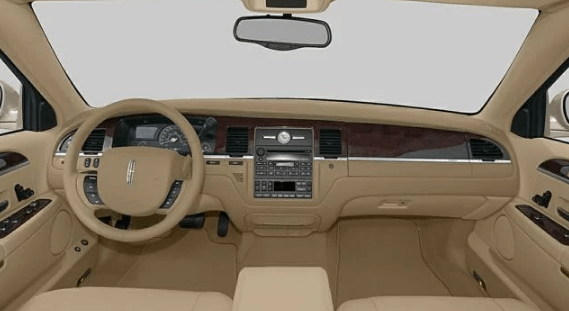 2006 Lincoln Town Car Interior and Redesign
