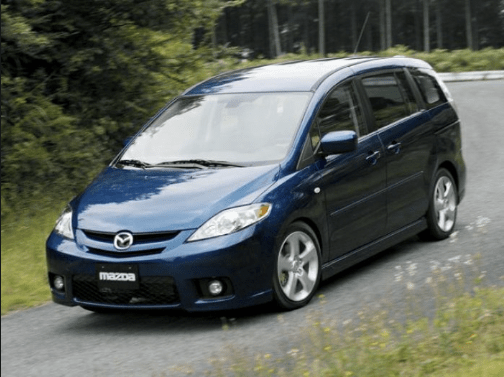 2006 Mazda 5 Owners Manual and Concept
