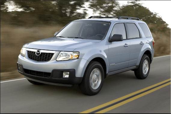 2006 Mazda Tribute Owners Manual and Concept