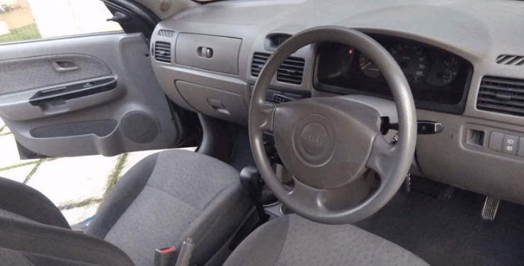 2007 Kia Rio Interior and Redesign