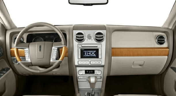 2007 Lincoln MKX Interior and Redesign