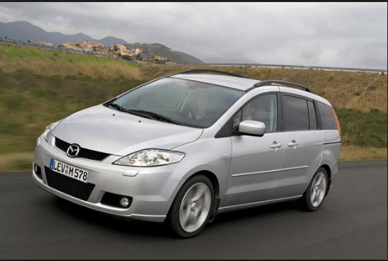 2007 Mazda 5 Owners Manual and Concept