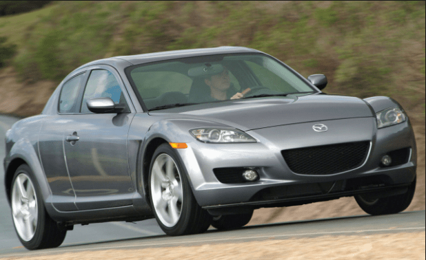 2007 Mazda RX-8 Owners Manual and Concept