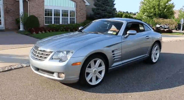 2008 Chrysler Crossfire Owners Manual and Concept