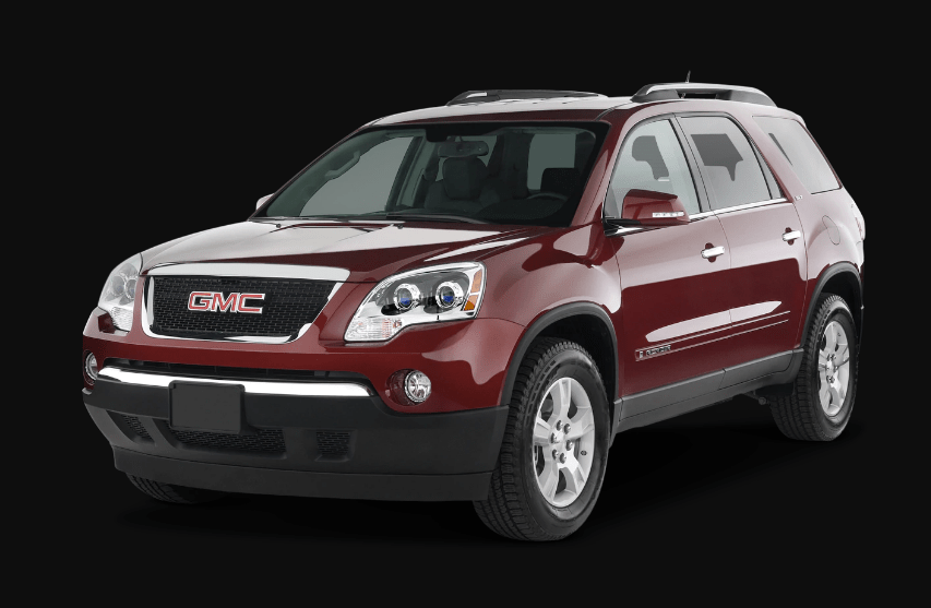 2008 GMC Acadia Concept and Owners Manual