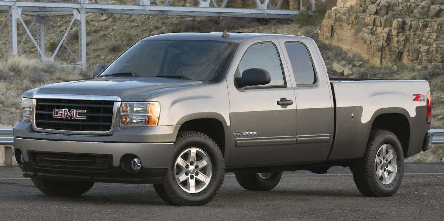2008 GMC Sierra Concept and Owners Manual