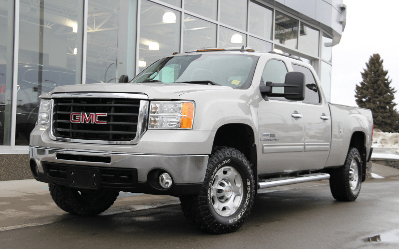 2008 GMC Sierra HD Concept and Owners Manual