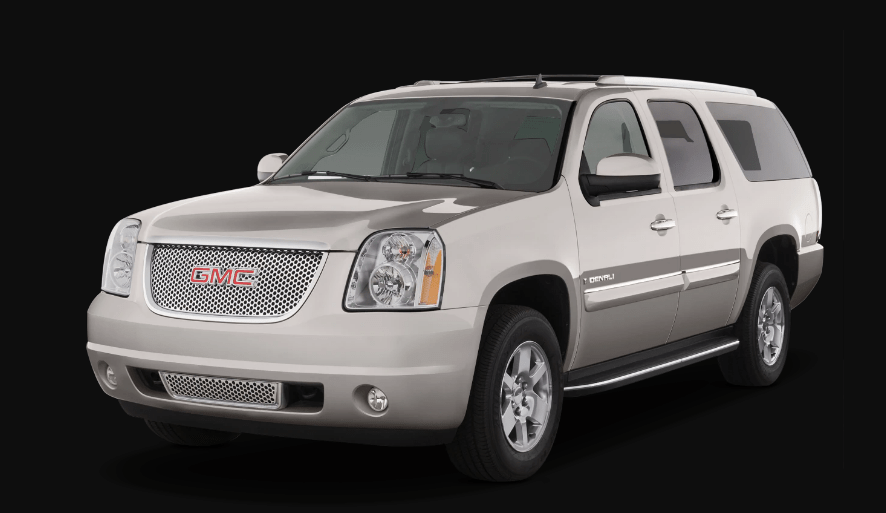 2008 GMC Yukon XL Concept and Owners Manual