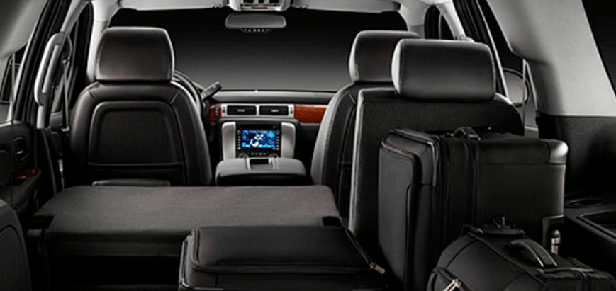 2008 GMC Yukon XL Interior and Redesign
