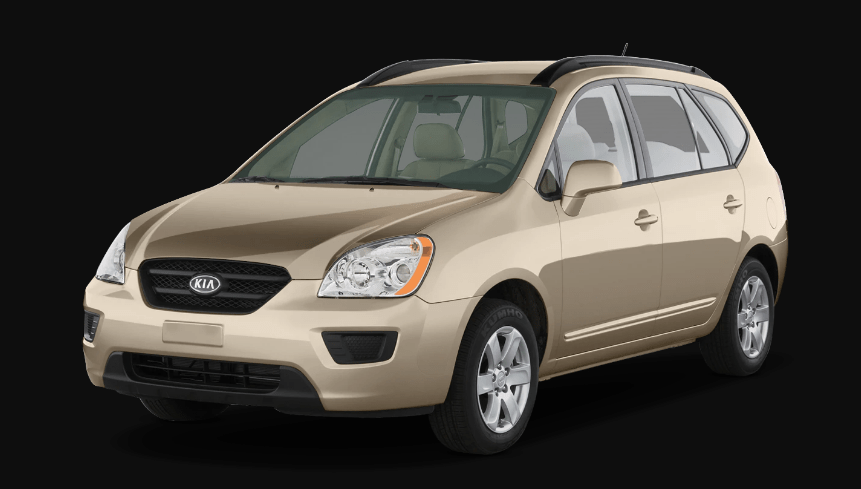 2008 Kia Rondo Concept and Owners Manual