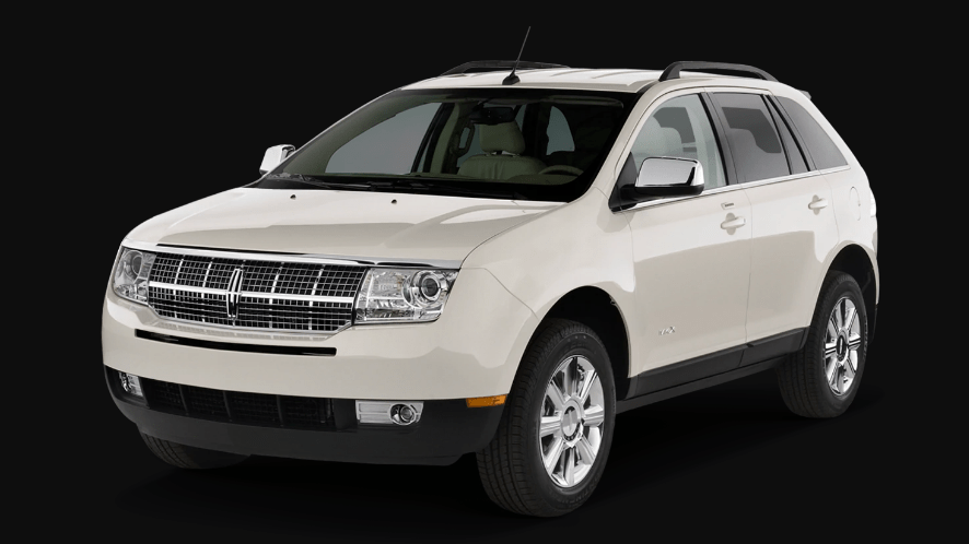 2008 Lincoln MKX Concept and Owners Manual