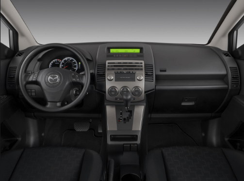 2008 Mazda 5 Interior and Redesign