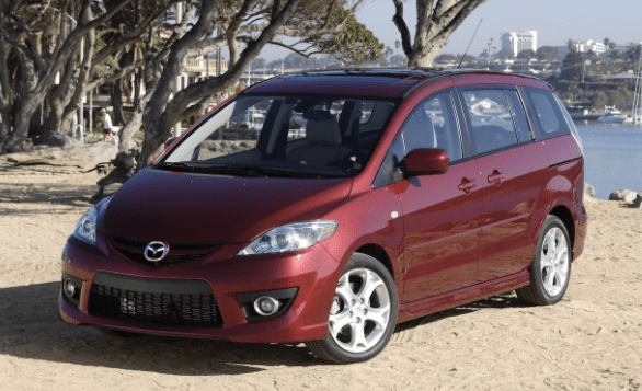 2008 Mazda 5 Owners Manual and Concept