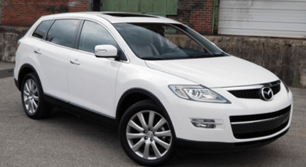 2008 Mazda CX-9 Owners Manual and Concept