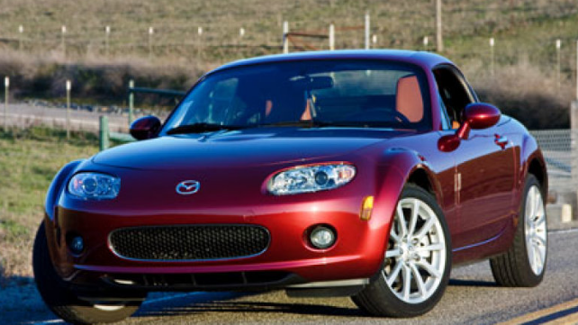 2008 Mazda MX-5 Owners Manual and Concept