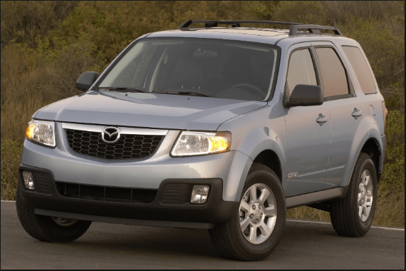2008 Mazda Tribute Owners Manual and Concept