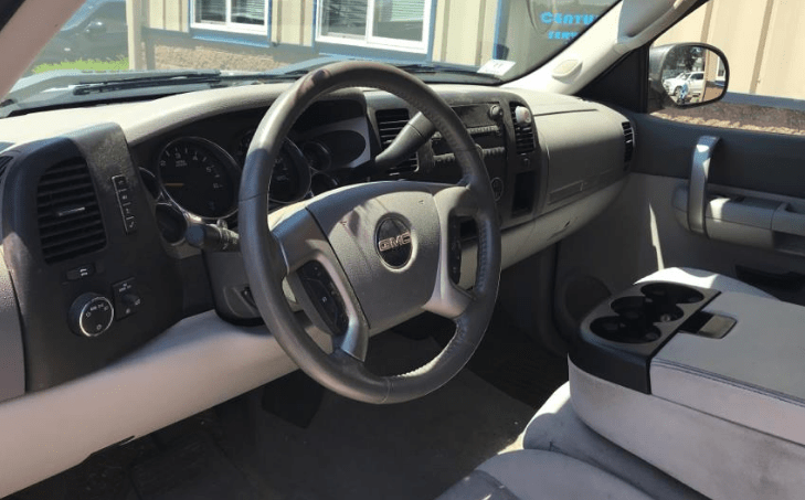 2009 GMC Sierra HD Interior and Redesign
