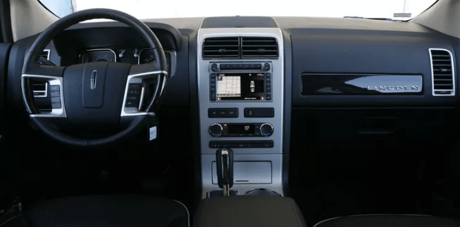 2009 Lincoln MKX Interior and Redesign