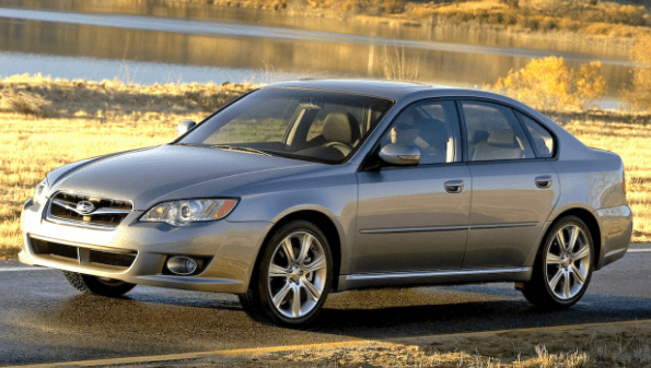 2009 Subaru Legacy Owners Manual and Concept