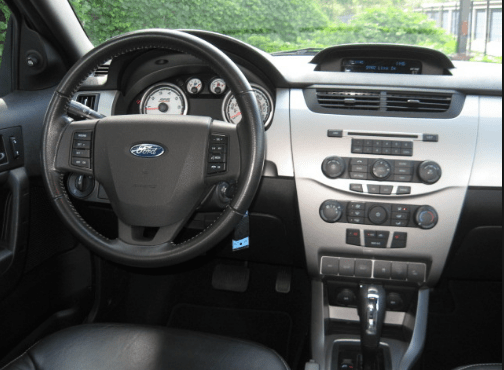 2010 Ford Focus Interior and Redesign