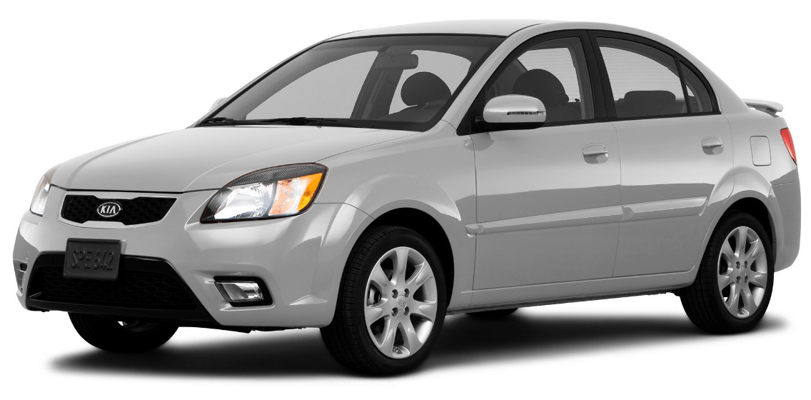 2010 Kia Rio Concept and Owners Manual