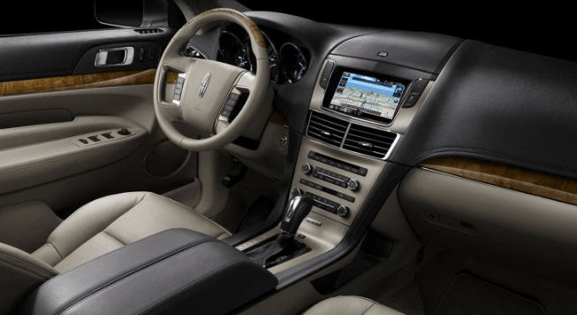 2010 Lincoln MKT Interior and Redesign