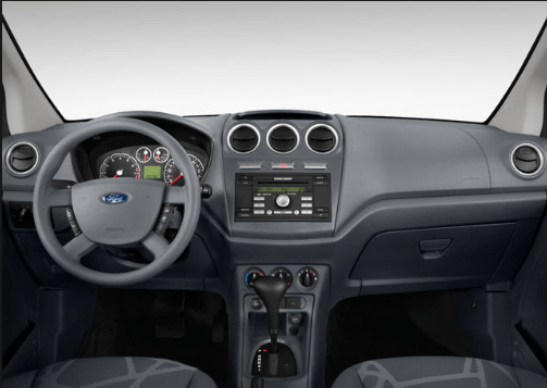 2011 Ford Transit Connect Interior and Redesign