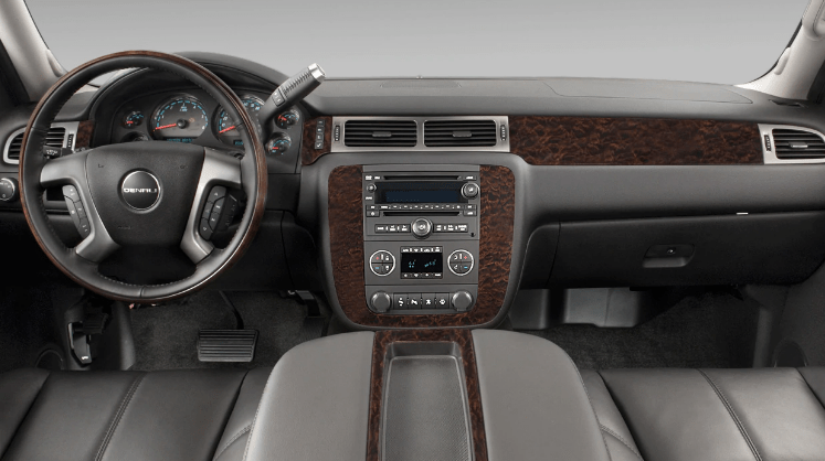 2011 GMC Yukon Interior and Redesign