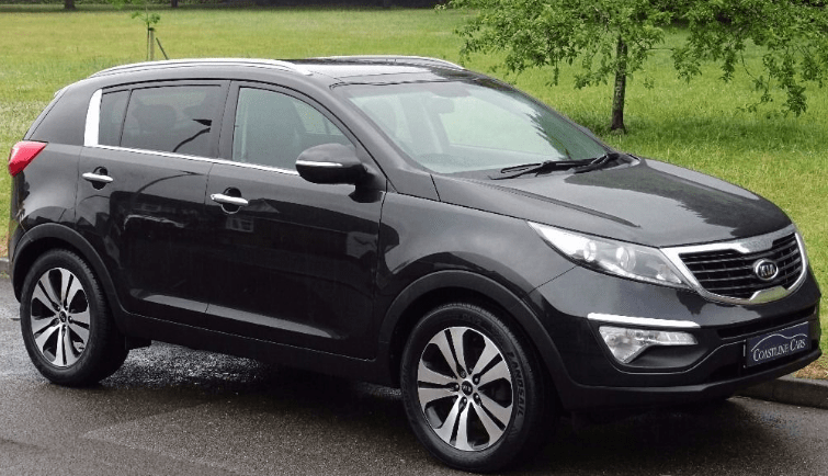 2011 Kia Sportage Concept and Owners Manual