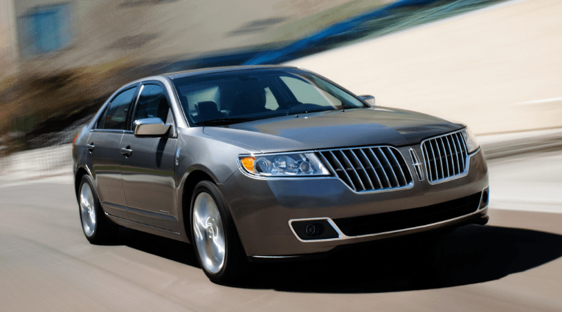 2011 Lincoln MKZ Hybrid Concept and Owners Manual