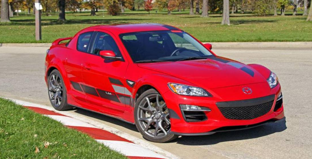 2011 Mazda RX-8 Owners Manual and Concept
