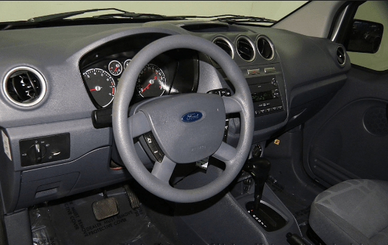 2012 Ford Transit Connect Interior and Redesign