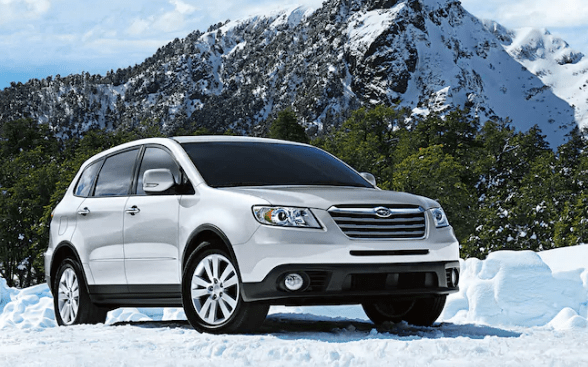 2012 Subaru Tribeca Owners Manual and Concept