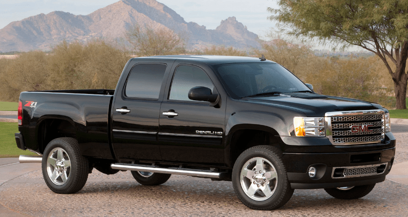2013 GMC Sierra HD Concept and Owners Manual