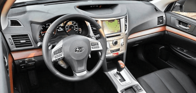 2013 Subaru Outback Interior and Redesign
