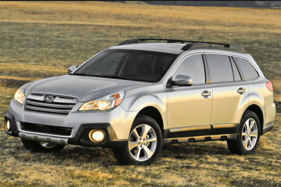 2013 Subaru Outback Owners Manual and Concept