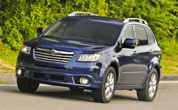 2013 Subaru Tribeca Owners Manual and Concept