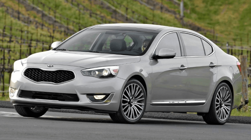 2014 Kia Cadenza Concept and Owners Manual